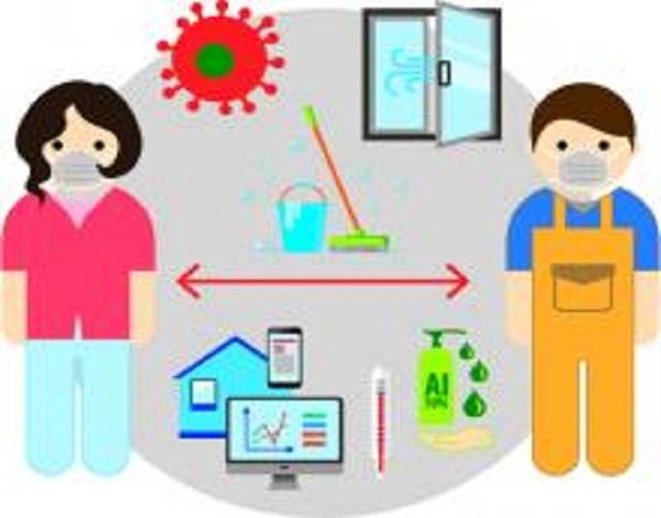 Nova ferramenta do OiRA apoia a avaliação dos riscos de COVID-19 no local de trabalho